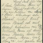 Archiv P620 WWI, Fotokarte, Familie (back), Düsseldorf,  1. September 1916 thumbnail