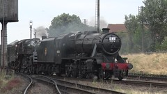 End of Steam Gala, 11. 1968 - 11. 2018 (keith.doubleday) Tags: end steam gala 1t57 1968 2018 50 70013 gcr