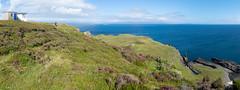 Rubha Hunish Lookout Bothy. (Mark at Magdalen) Tags: landscape britishisles scotland location europe skye geographygeology aird unitedkingdom gb
