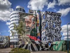 De Pijproker (Pieter Musterd) Tags: grafitty zoetermeer muurschildering wall zuidholland pietermusterd musterd canon pmusterdziggonl canon5dmarkii canon5d