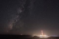 You are running away (www.guygevaart.com) Tags: milkyway stars landscape light longexposure nature night desert outdoor outdoors