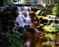 Hidden treasure (joanneclifford) Tags: fuji xf1855mm fujifilmxt20 water waterfall ottawa andrewhaydonpark