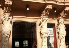 Images of Vienna #8 (jimsawthat) Tags: urban vienna austria architecturaldetails sculptures