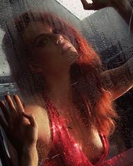 Framed (__Thomas Tassy__) Tags: 女人 kvinde নারী မိန်းမ жена virino naine babae femme muller ქალი γυναίκα સ્ત્રી wahine fanm महिला wanita bean kona donna 女性 פרוי ಮಹಿಳೆ 여자 sieviete moteris സ്ത്രീ स्त्री эмэгтэй хүн vrouw kvinne kobieta mulher femeie женщина fafine boireannach kvinna žena ženska mujer đàn bà fenyw mwanamke பெண் మహిళ หญิง kadın жінка ሴት portrait fashion rain style beauty awesome gorgeous eyes red
