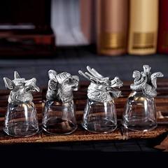 Savage Beast Shot Glass (Various Designs) (geekyget) Tags: geek geekyget star wars nerd