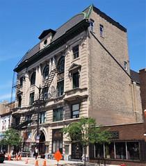 A.P.O Building (Brule Laker) Tags: chicago illinois pilsen caf chicagoarchitecturefoundation walkpilsen