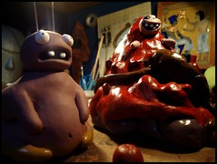 Artist: StainBreak (The Binding Of Isaac - Sculptures & Artisan_) Tags: edmundmcmillen thebindingofisaac art game dolls sculpture crafting handmade handicraft