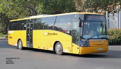 Volvo B12B Sunsundegui Astral - Edetania Bus 110 (emilijoan) Tags: volvo sunsundegui astral edetania bus grupo transvia linea 146 transporte publico amarillo