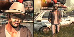 NEW POST 517 (Blogger & Owner of p.o.s.e.) Tags: vango etham adclothing