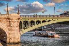 seine (DanMasa) Tags: seine senna parigi paris ponte pont bateau mouche