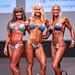 Open Bikini B 2nd Samantha Barbera 1st Chelsey Croswell 3rd HAllie LeDuc