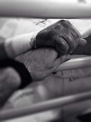Do not leave me (Franco-Iannello) Tags: blackwhite love