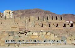 PARQUE CULTURAL HUANCHACA (Pablo C.M    BANCOIMAGENES.CL) Tags: chile antofagasta ciudad city urban desiertodeatacama
