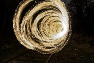 tunnel de feux