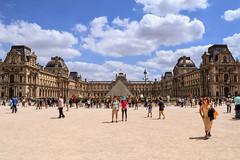 The Louvre (laurenspies) Tags: saintgermainlauxerrois paris îledefrance france europe fr thelouvre louvre museum architecture