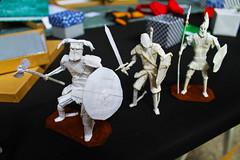 Tribal army (Marcos Origami) Tags: origami origamiart origamilatinoamerica origamilatino handmade art artwork paperart paper papercraft craftpaper craft papiroflexia tribal army