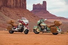 Indian Roadmaster Classic (Static Phil) Tags: indian roadmaster classic monumentvalley