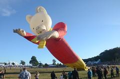 G-BTML Rupert the bear (Tom_bal) Tags: nikon d7000 bristol balloon hot air rupert bear
