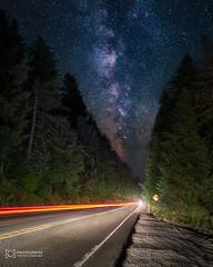 Milky Way 1 (1 of 1) (trevorgarrood) Tags: milkyway galaxy milky way space wallpaper washington pnw art oregon car drive