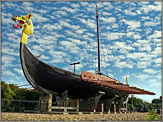 Viking Longship 'Hugin'