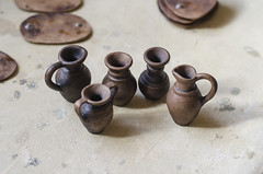 pottery workshop (Suliveyn) Tags: pottery ceramic boho etnica bjd doll mini super dollfie