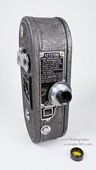 Keystone Model K8 - Made in Boston 1936 (http://www.yashicasailorboy.com) Tags: keystone movies 8mm boston 1930s wollensak filmo bh cinecamera