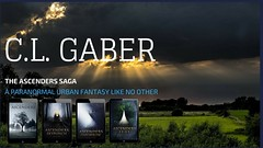 CL Gaber The Ascenders Saga Is Filled With The Famous And The Infamous. Heath, Kurt, Robin, David, Jerry, Liz and more, are there for the ride! (sbproductionsteaseraddict) Tags: book promotions indie authors readers