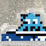 Space invader [Cap Ferret, France] thumbnail