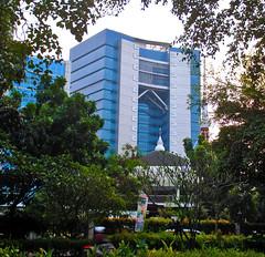 Gedung Departemen PU (Ya, saya inBaliTimur (leaving)) Tags: jakarta building gedung architecture arsitektur office kantor