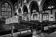 Haworth Church (Holfo) Tags: hdr church yorkshire bronte uk britain nikon d750 englands haworth