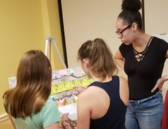 Stranger Things Escape Room (Abington Free Library and Roslyn Branch Library) Tags: abtab abingtontownshippubliclibrary abingtonfreelibrary teen teens programs escaperoom clues puzzles