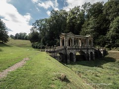 Bath Prior Park Palladian Bridge 2018 08 02 #15 (Gareth Lovering Photography 5,000,061) Tags: bath prior park nationaltrust gardens palladian bridge serpentine lakes viewpoint england olympus penf 14150mm 918mm garethloveringphotography
