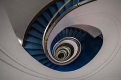 Staircase No. 8 (Sascha Gebhardt Photography) Tags: nikon nikkor d850 1424mm lightroom travel tour treppenhaus treppe staircase stairs steps fototour fx photoshop reise roadtrip reisen germany deutschland