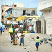 Foto de calle en Saint Louis, Senegal