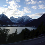 Pertisau Achensee Bergschatten thumbnail