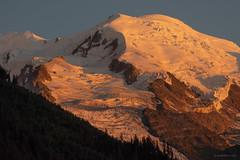 Sunset Dôme du Goûter (Jean-Philippe Azaïs) Tags: chamonix gouter dome alps crevasse glacier vallot bosses sunset light montagne paysage montblanc massif