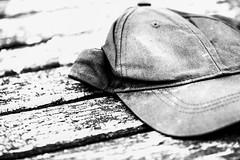 Tommy's cap (Fearghàl Nessbank) Tags: nikon d700 blackwhite monochrome art cap old