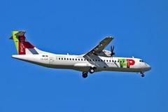 CS-DJC ATR.72 600 TAP Express Named Beja AGP 01-07-18 (PlanecrazyUK) Tags: lemg malaga–costadelsolairport malaga costadelsol csdjc atr72600 tapexpress namedbeja agp 010718