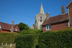 English Wealden Village.. (Adam Swaine) Tags: church churches village villagechurch sussex sussexvillage rural ruralvillages ruralchurches eastsussex counties countryside theweald england englishvillages britain british canon summer uk ukcounties cottage villagecottage