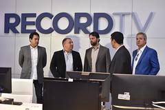 Visita Alexandre Baldy (Record TV Rio - Fotos) Tags: recordtvrio record visita institucional ministro alexandre baldy