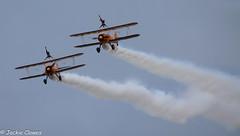 Aerosuperbatics Wingwalkers 12 Aug 18 -2 (clowesey) Tags: blackpool airshow 2018 aerosuperbatics wingwalkers aerosuperbaticswingwalkers blackpoolairshow blackpoolairshow2018