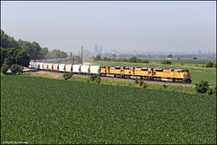 UP 3772 (Justin Hardecopf) Tags: up unionpacific 3772 emd sd9043mac sd90mac sand manifest freight crescent iowa railroad train