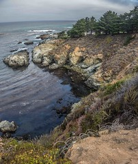 Pacific Coast Highway (bronwyn_d) Tags: pch pacificcoasthighway california bigsur coast water landscapes