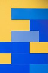 (emmeffess) Tags: shapes building minimal minimalistic rectangles yellow blue legoland