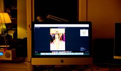 (bluebird87) Tags: monitor dx0 c41 epson lightroom kodak ektar nikon n90 film woman fashion v600