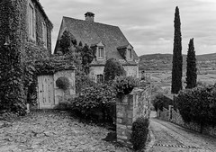 Hilltown Walk (captures.in.time) Tags: france europe travel travelphotography village