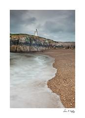 To the Lighthouse (Simon Caplan) Tags: wales northwales landscape welshlandscape ukcoast beach sea seaside shore longexposure ndgrad 4stopnd anglesey newborough ynysllanddwyn
