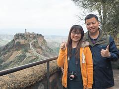 天空之城 | Civita di Bagnoregio, Italy (sonic010739) Tags: olympus omd em5markii olympusmzdigital1240mm italy