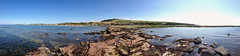 west kilbride & Adrossan beaches (8) (dddoc1965) Tags: dddoc davidcameronpaisleyphotographer westkilbride westofscotland adrossan panoramicphotos iphone july26th2018 sunny warm bluesky sand rocks panoramic sea water ocean islands mainland coastline sandybeaches scenicviews landmarks saltcoats