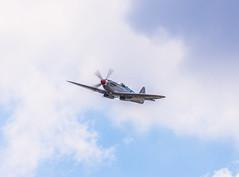 Supermarine Spitfire PR Mk XIX PS915 (BBMF) (StevePilbrow) Tags: supermarine spitfire pr mk xix ps915 bbmf riat 2018 royal international air tattoo raf fairford gloucestershire aircraft flight power speed military force nikon d7200 july